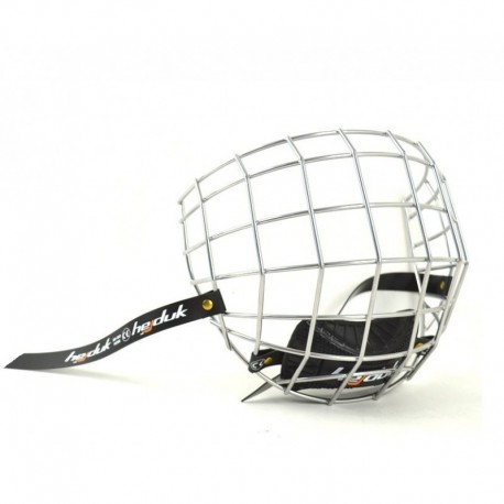 Hejduk White JR Cage